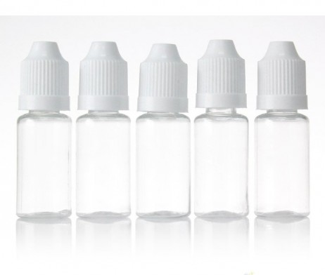 Empty 10ml E Liquid Bottles