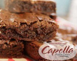 Chocolate Fudge Brownie Capella