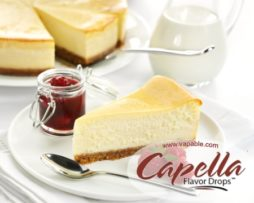 New York Cheesecake Capella