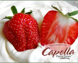 Strawberries and Cream Capella