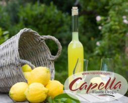 Italian Lemon Sicily Capella