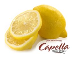 Juicy Lemon Capella