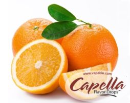Juicy Orange Capella