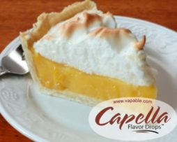 Lemon Meringue Pie Capella