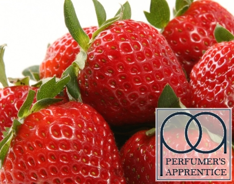 ripe strawberry flavour concentrate layers