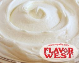 Bavarian Cream Flavor West
