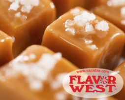 Caramel Salted Flavor West