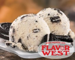 Cookies and Cream Flavor West