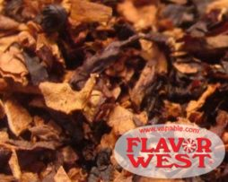 Honey Wood Tobacco Flavor West
