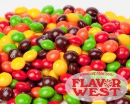 Skittles Type Flavor West