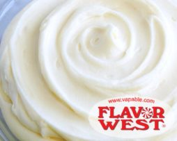 Sweet Cream Flavor West