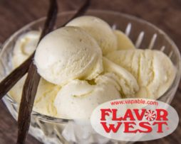 Vanilla Bean Ice Cream Flavor West