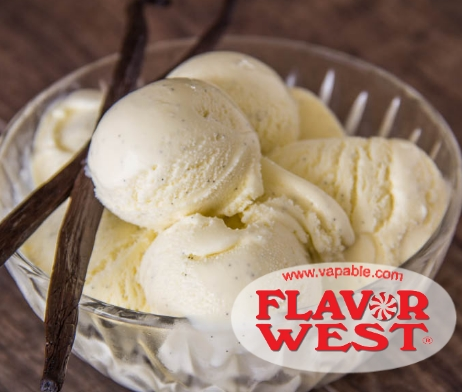 how to add coffee flavor to vanilla ice cream