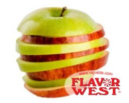 Apple Double Flavor West