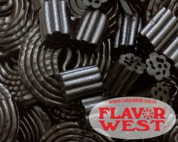 Black Licorice Flavor West