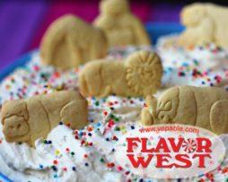 Cake batter dip Flavor West