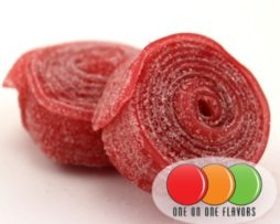 OoO Strawberry Sour Belts