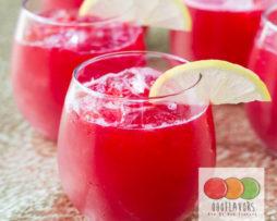 raspberry lemo