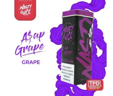 Asap Grape Nasty Juice E Liquid