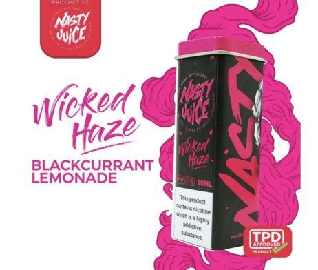 Wicked Haze Nasty Juice E Liquid