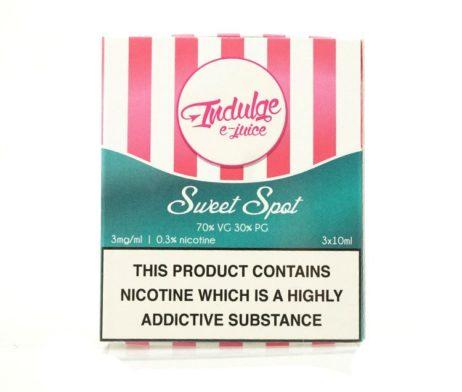 Sweet Spot Indulge E Liquid