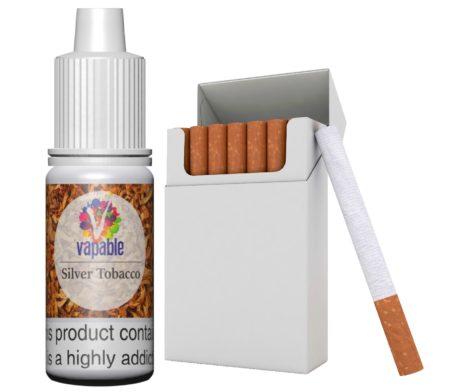Silver Tobacco E Liquid