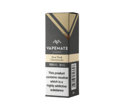 New York Cheesecake Vapemate E Liquid