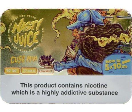 Cush Man Nasty Juice E Liquid