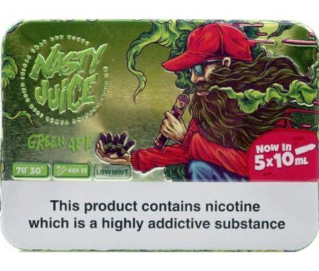 Green Ape Nasty Juice E Liquid