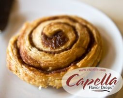 Cinnamon Danish Swirl Capella