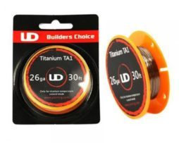 Titanium TA1 26 gauge Wire by Youde