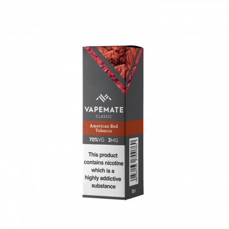 American Red Vapemate E Liquid