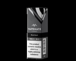 Black Jack Vapemate E Liquid