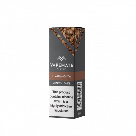 Brazillian Coffee Vapemate E Liquid