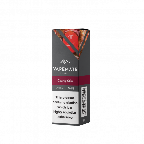 Cherry Cola Vapemate E Liquid