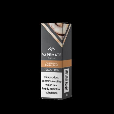 Cinnamon Danish Swirl Vapemate E Liquid
