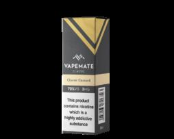 Classic Custard Vapemate E Liquid