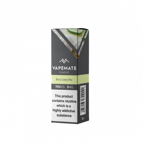 Key Lime Pie Vapemate E Liquid