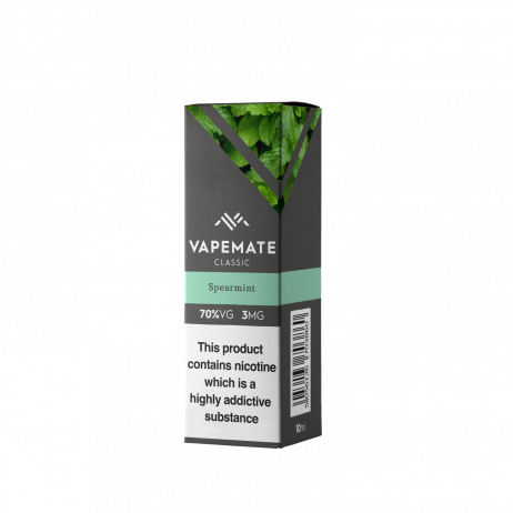 Spearmint Vapemate E Liquid