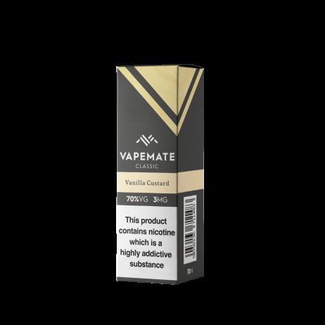 Vanilla Custard Vapemate E Liquid