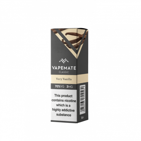Very Vanilla Vapemate E Liquid