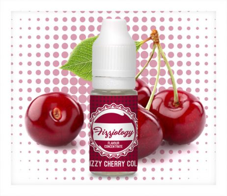 fizziology cherry cola concentrate 10ml