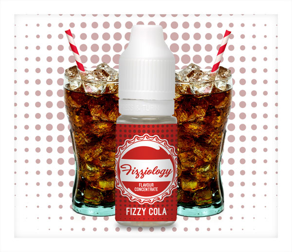 fizziology cola concentrate 10ml