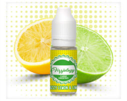 fizziology lemon & lime concentrate 10ml
