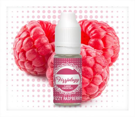 fizziology raspberry concentrate 10ml
