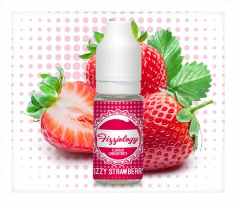 fizziology strawberry concentrate 10ml
