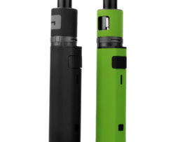 JAC Vapour S22 green & black