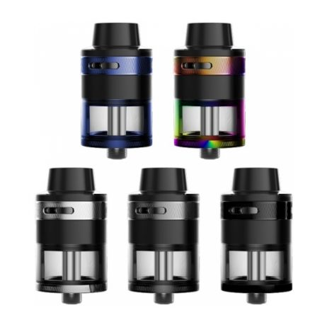 aspire tank in multiple colours