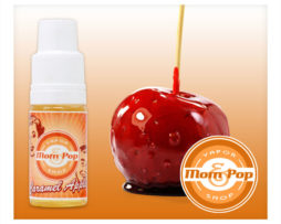 mom & pop caramel apple pie