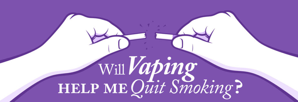 will vaping help me quit smoking